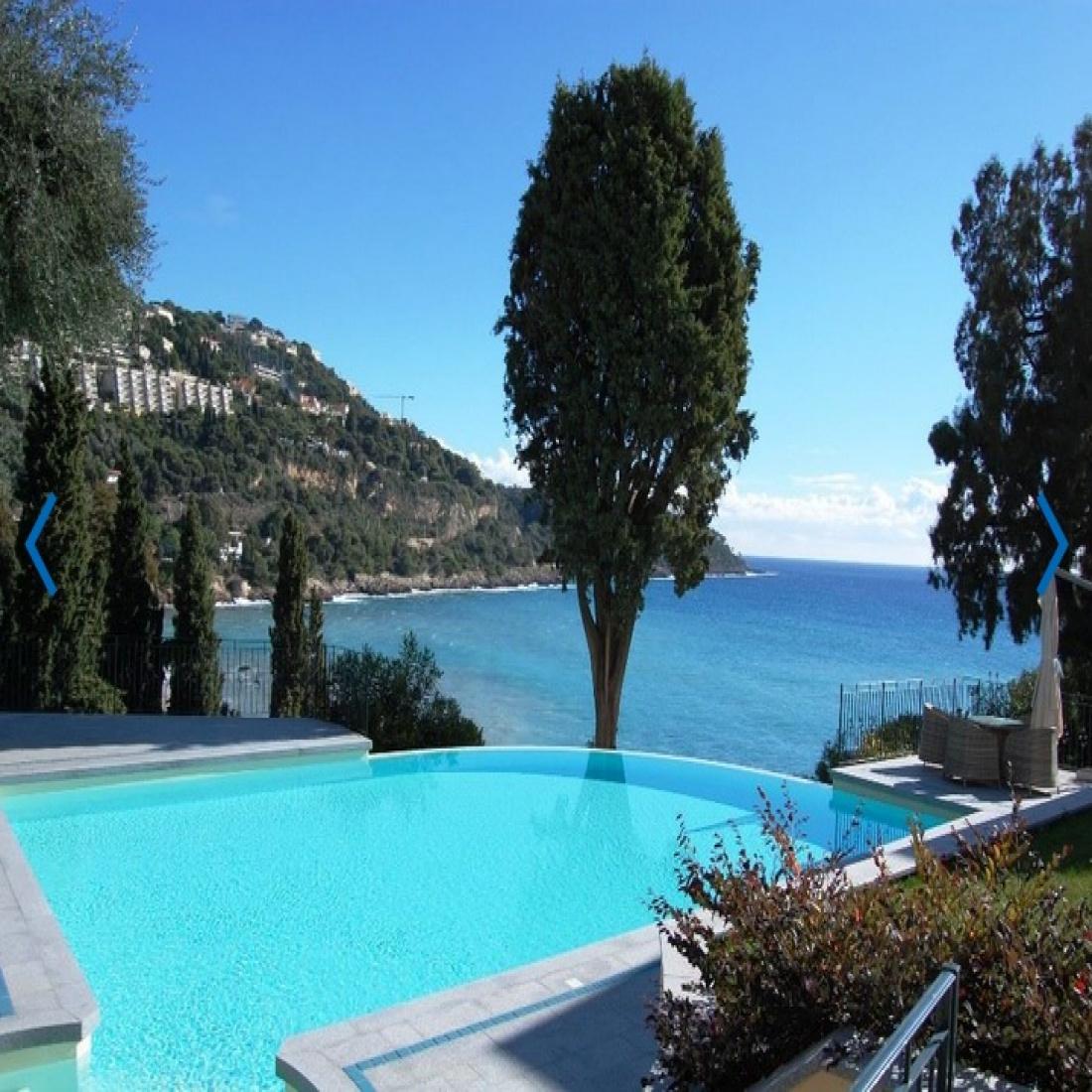 Vente Villa Roquebrune Cap Martin Groupe Isit